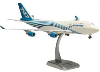 Boeing 747-400 BCF House Livery Hogan Collectors Model Scale 1:200 HO4319GR GE